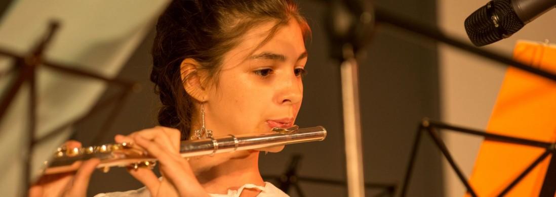 élève école de musique de petite camargue