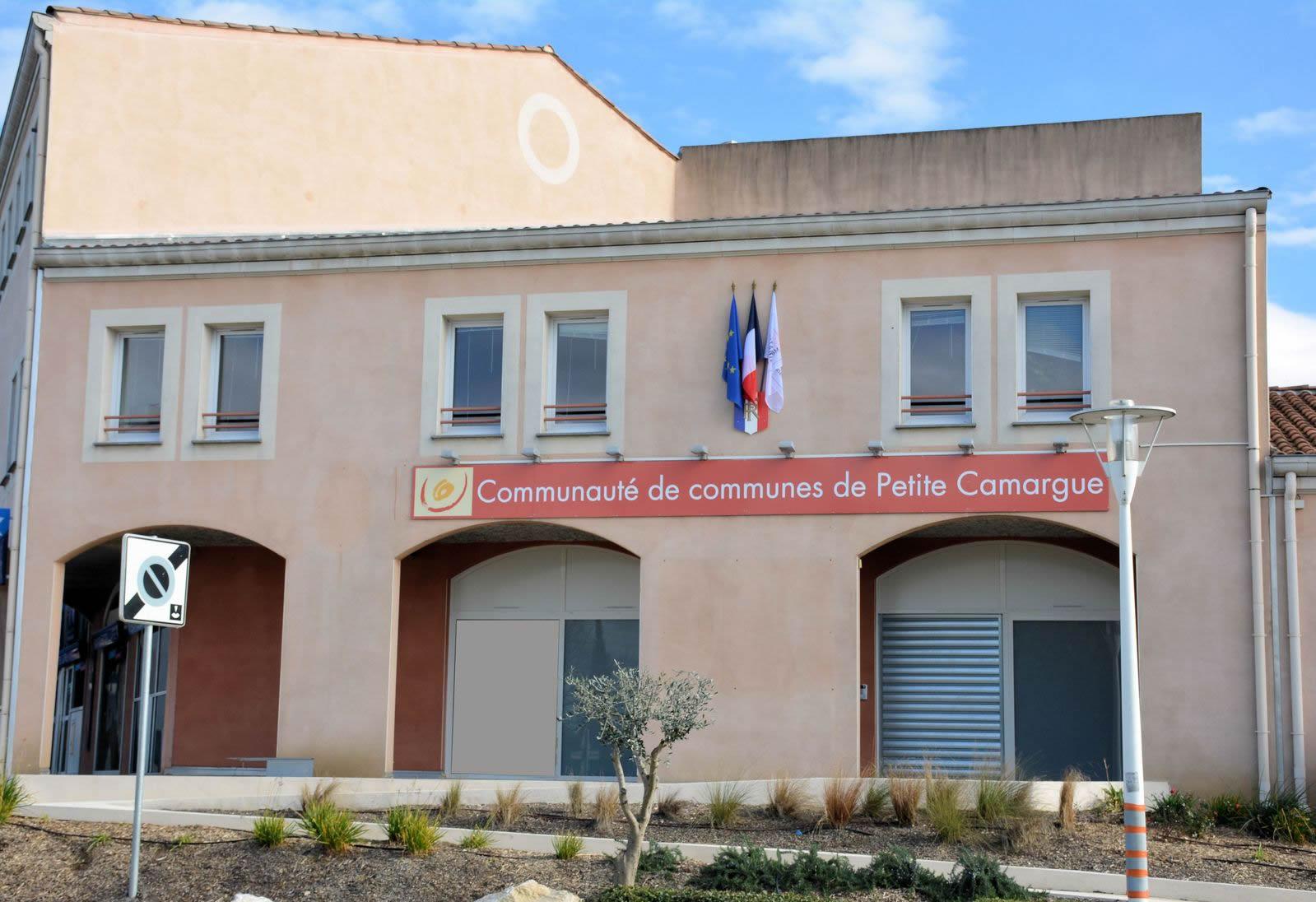 siège communauté de communes de petite camargue
