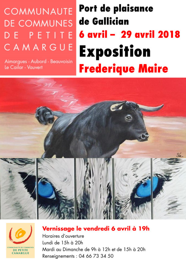 expositions d'avril port d eplaisance de gallician