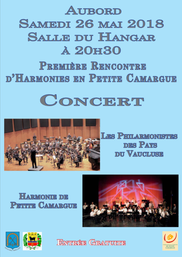 Concert aubord