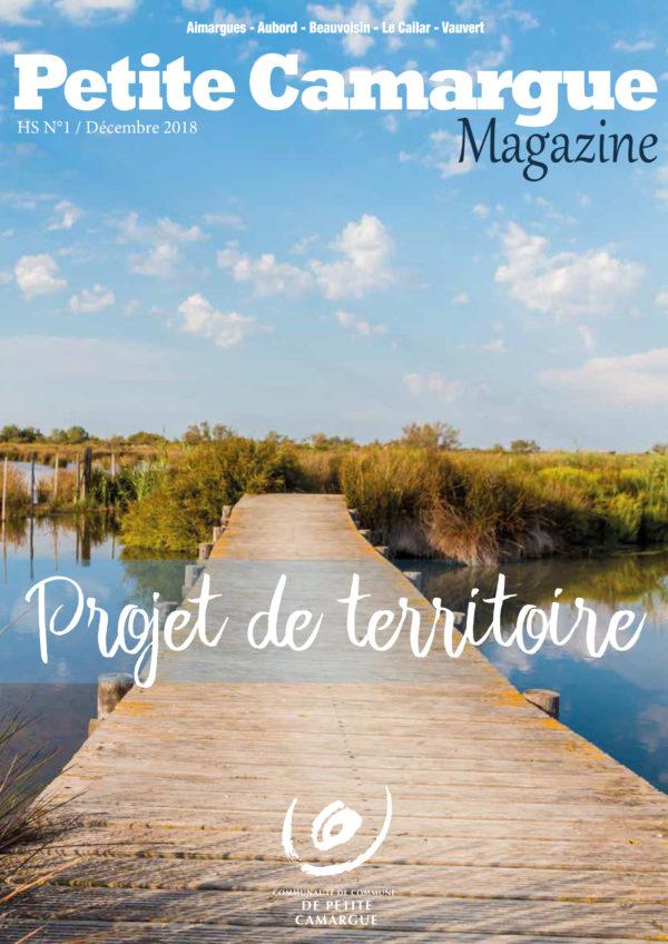 couverture magazine projet de territoire
